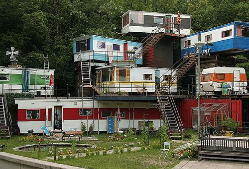 Adding Addition To Home | ... someone got carried away when they decided to add on to their trailer