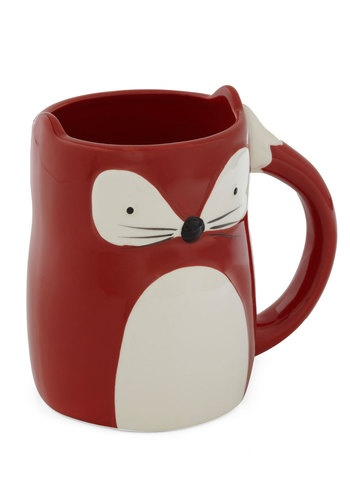 How amazing are these guys!!  First and Forest Mug | Mod Retro Vintage Kitchen | ModCloth.com