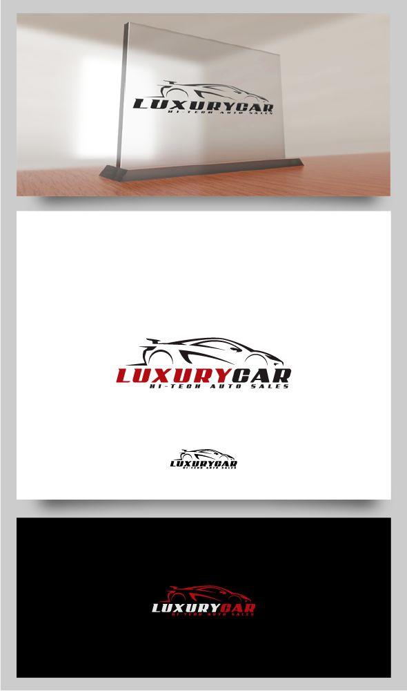 https://www.behance.net/gallery/8292395/Luxury-Car-Logo