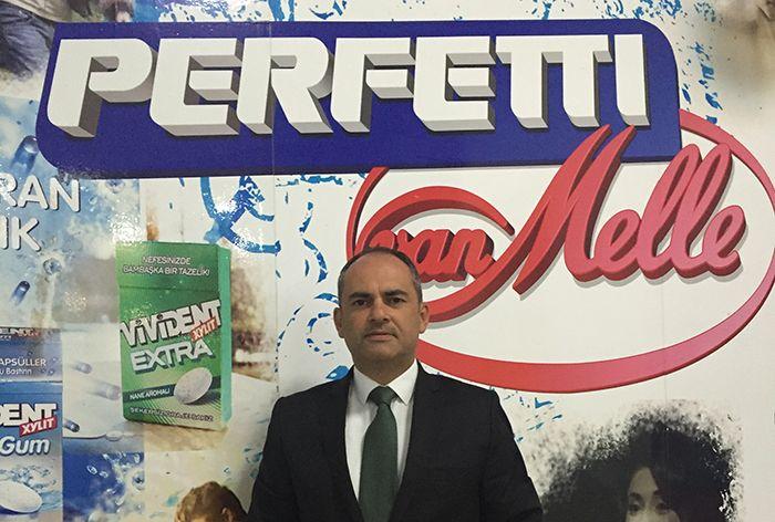 Perfetti Van Melle Türkiye hedef büyüttü