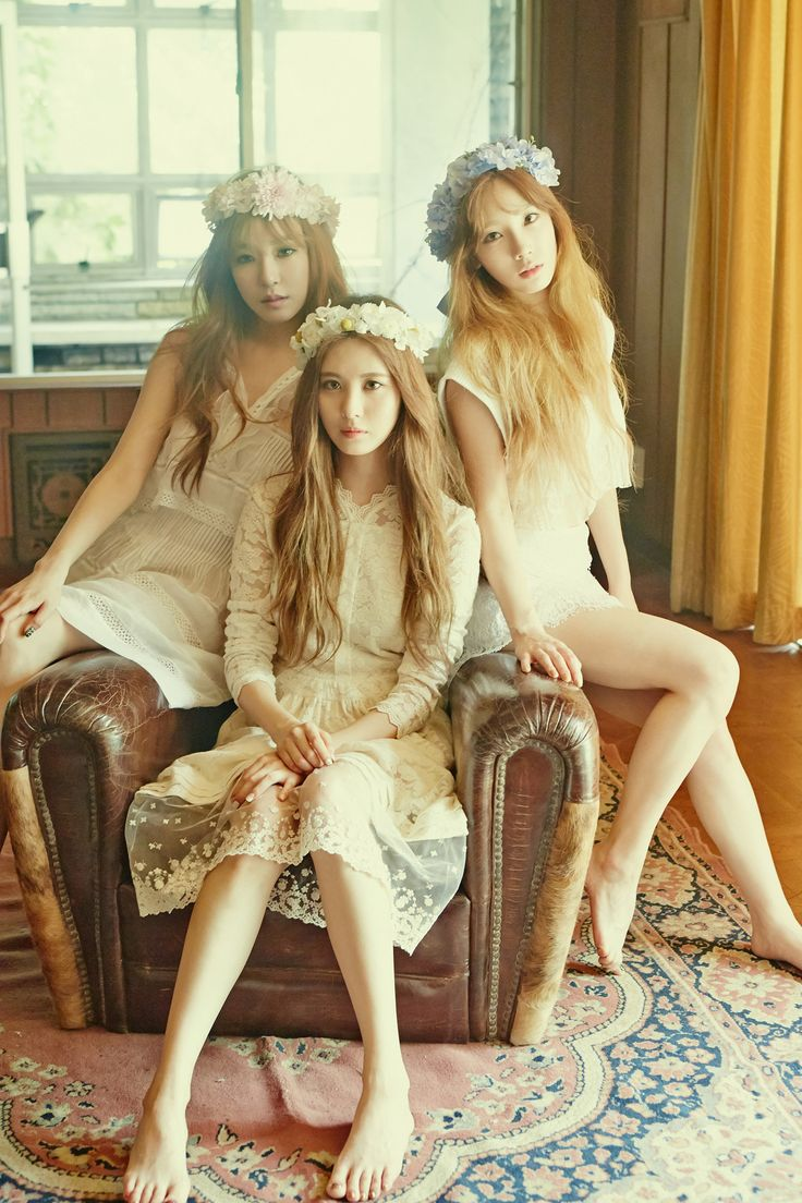 Girls' Generation-TTS | Music & Fashion