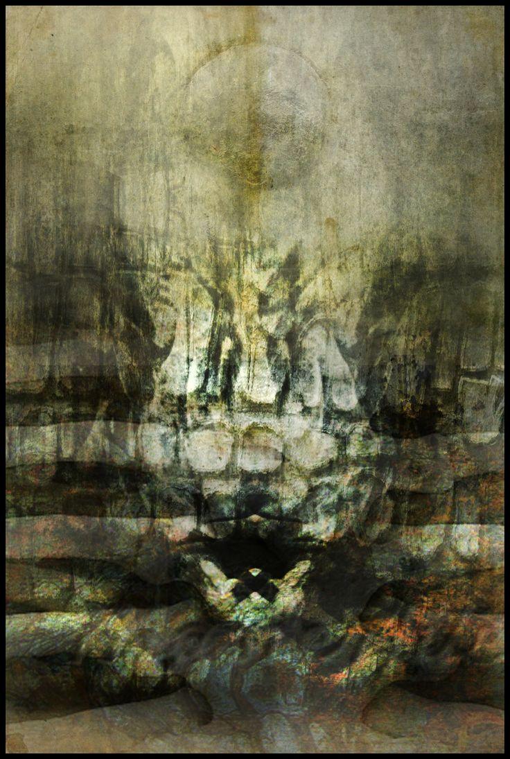 iPhoneography, 4-12-14 # 796 Bottom Feeder - Armin Mersmann