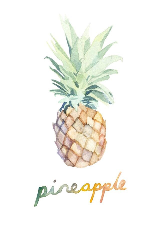 Pineapple Cute pineapple wallpaper, Pineapple wallpaper