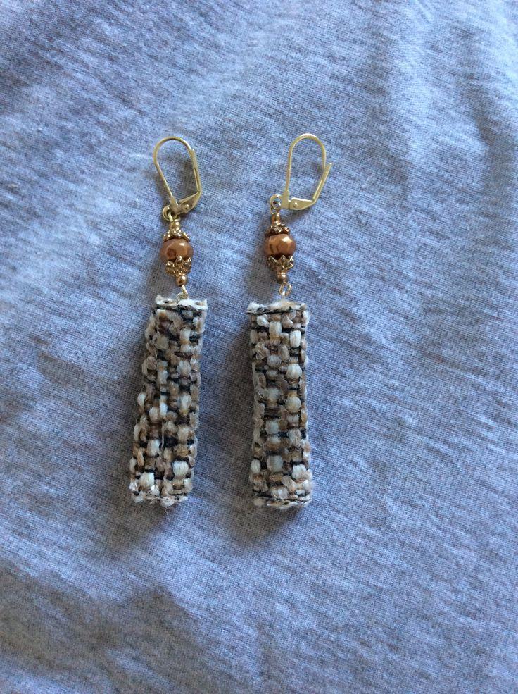 Expresso bar earrings