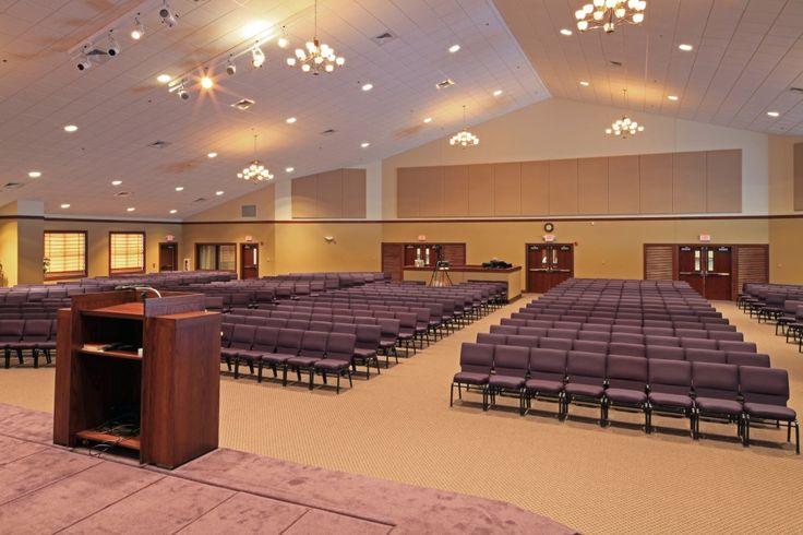 Church Sanctuary Design & Construction | Midwest Church Construction &…