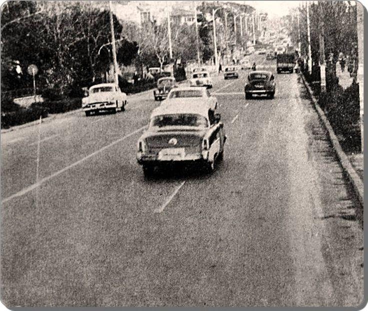 Bağdat Caddesi - 1960 lar