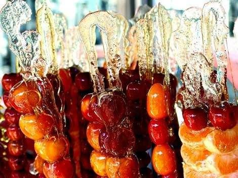 Candied Haw (Tanghulu)