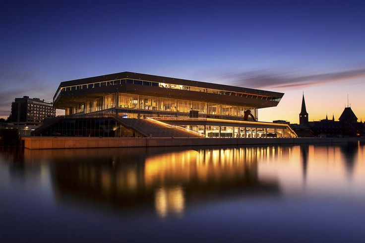 Dokk1, Aarhus' new cultural facility, is home to Scandinavia's largest library © Mads Peter Iversen / 500px