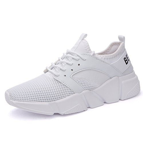 Belilent Men's Lightweight Running Shoes Breathable Athle... https://www.