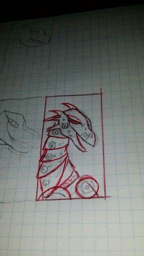 Chiavetta usb con drago steampunk 1.1 (ideazione)