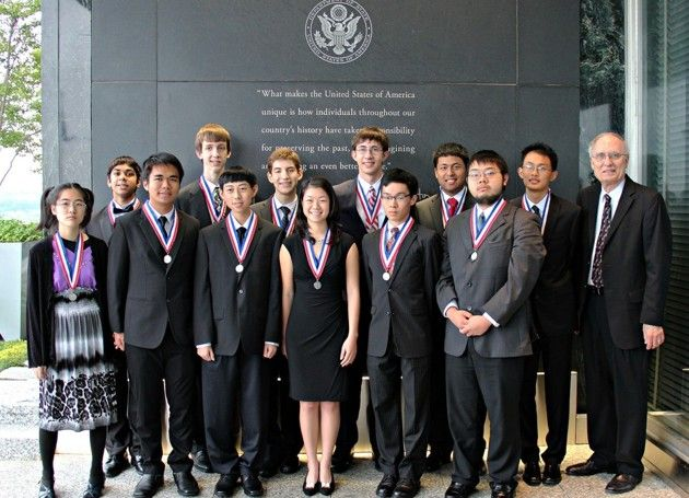 The International Math Olympiad's U.S. Winners Will Never Have Their 'Miracle on Ice' Moment - The Atlantic