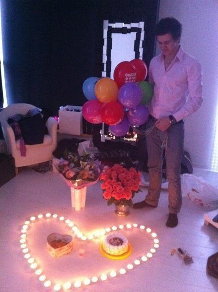 25 best sorpresas para mi novio trending ideas on - Regalos de primer aniversario ...