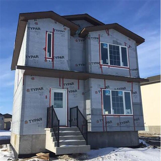 BRAND NEW HOME!!! MLS #:  1604794 Address:  1975 Jefferson Ave Neighborhood:  Waterford Green Price:  $319,900 Style:  2 Storey Bedrooms/Bathrooms: 3 / 2 ½ Sq ft:  1,396         Lot:  68' x 164' Year Built:  2016 Builder:  MX Homes Ltd. Features: 9 feet ceilings main floor w/ open concept living & dining area, corner pantry, full bsmt, high quality laminate, carpet & vinyl flooring, comes w/ 1 year builder's and 5 year National Home Warranty. Call Rose (204)986-7616 for more info!