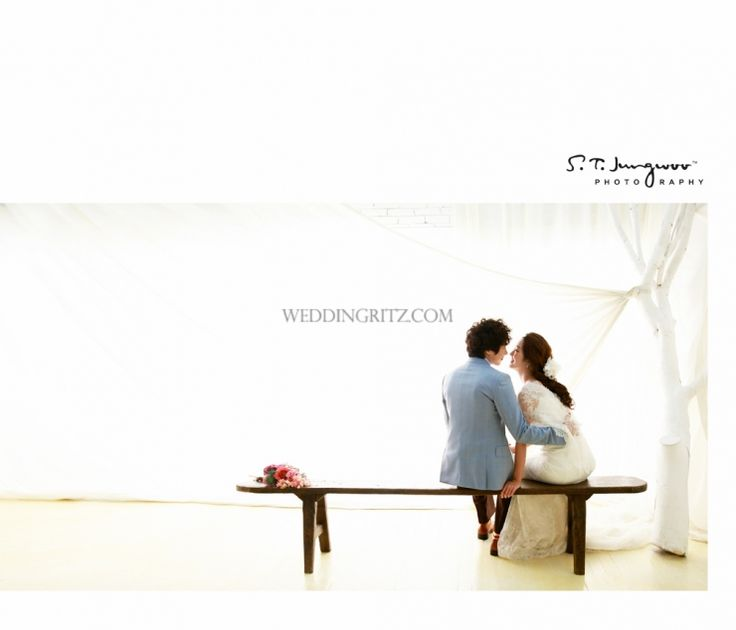 Korea Pre-Wedding Photoshoots by WeddingRitz.com » ST JungWoo Studio 2012 New Sample Korea Pre-Wedding Photos