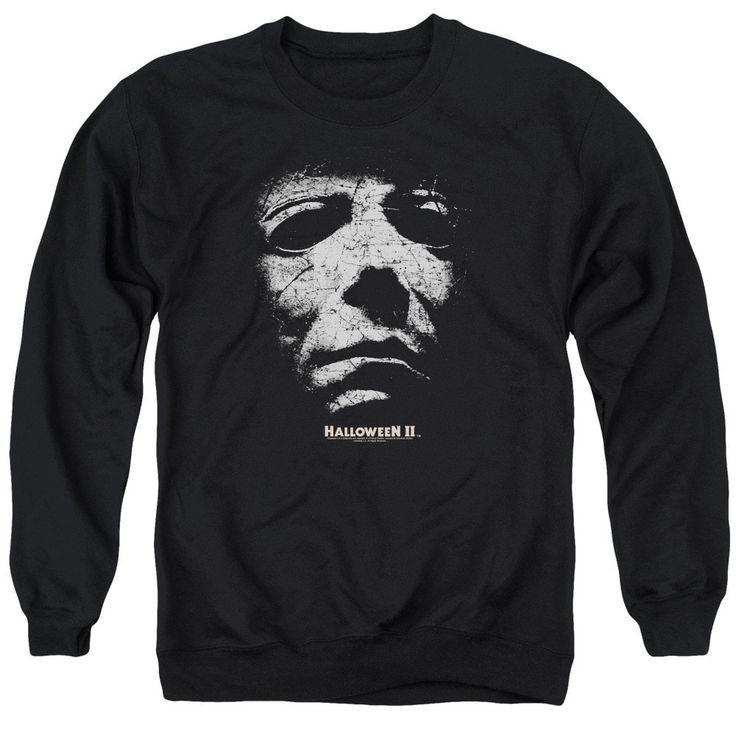 Halloween Ii - Mask Adult Crewneck Sweatshirt