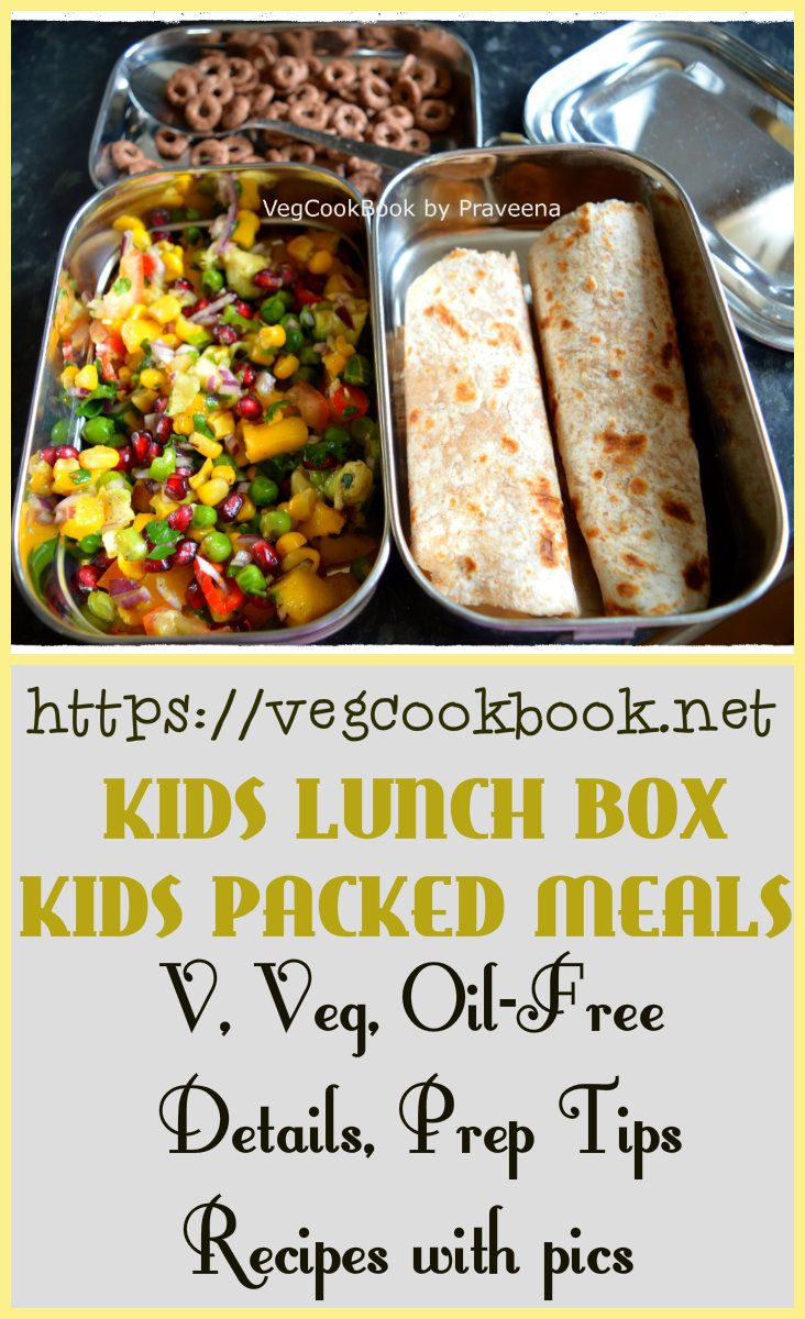 Childrens School Picnic Lunches Packed Lunches For Kids