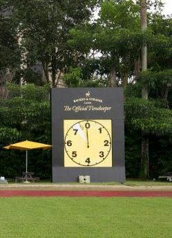 Backes & Strauss London, the official timekeeper of the British Polo Day in Singapore - Discover more on www.backesandstrauss.com