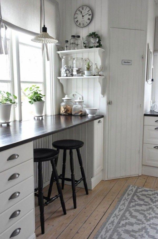 Best 25 small breakfast bar ideas on pinterest small kitchen bar breakfast bar small kitchen - Breakfast counter ideas ...
