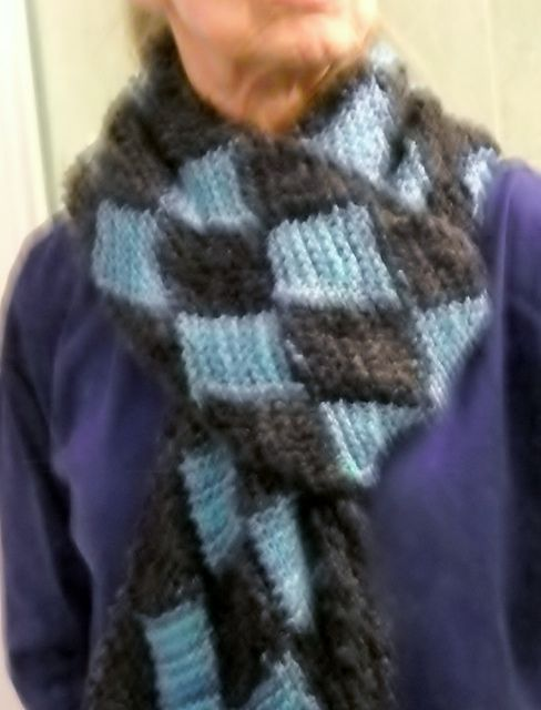 Ravelry: The e Cowl pattern by Joan Dyer