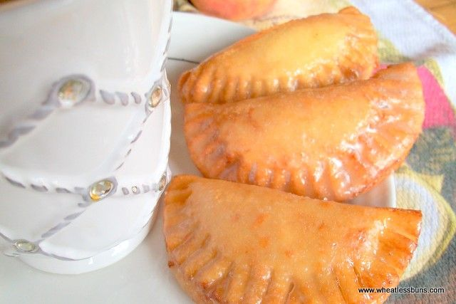 Deep Fried Fruit Turnovers   Gluten Free, Low Carb   Wheatless Buns