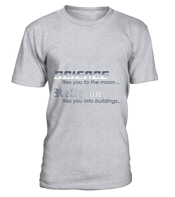 Science Vs Religion T-Shirt  Funny Religion T-shirt, Best Religion T-shirt
