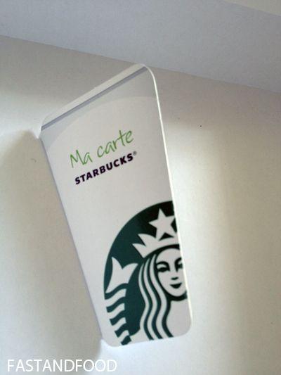 Programme de fidélité Starbucks en France