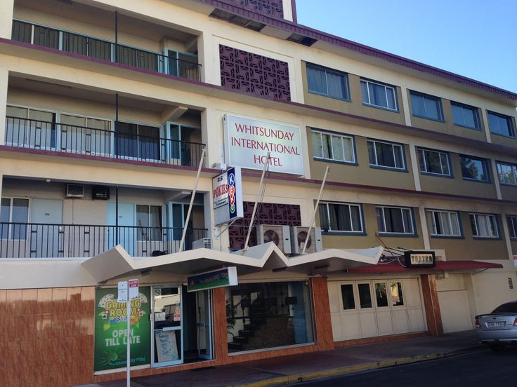 Whitsunday International Hotel in Mackay, QLD