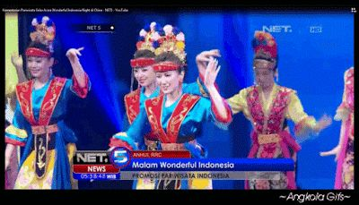 Wonderful Indonesia: Berita Wonderful Indonesia Night 2016 - Cina