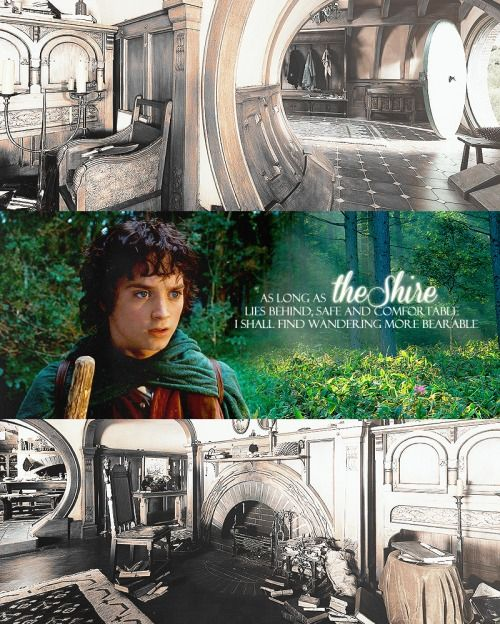 Frodo meme: (3/8) quotes'But in the meanwhile it seems that I am a danger, a danger to all that live near me. I cannot keep the Ring and stay here. I ought to leave Bag End, leave the Shire, leave everything and go away.' He sighed. 'I should like to save the Shire, if I could –thought there have been times when I thought the inhabitants too stupid and dull for words, and have felt that an earthquake or an invasion of dragons might be good for them. But I don't feel like that now. I feel ...