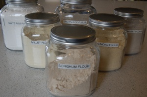 All About Gluten Free Flours - Canada Jenny