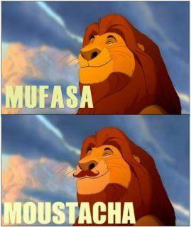 Lion King: Hilarious Quotes, Moustache, Funny Pics, Giggl, Disney Puns, Lion King, So Funny, Mustache, Disney Memes