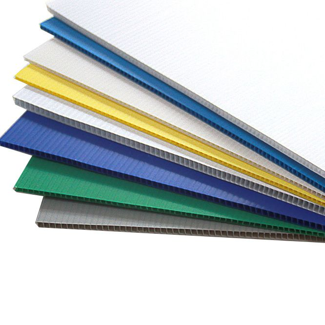Fire Retardant Plastic Coroplast Sheet Manufacturer Supplier Exporter Corrugated Plastic Sheets Corrugated Plastic Signs Corrugated Plastic