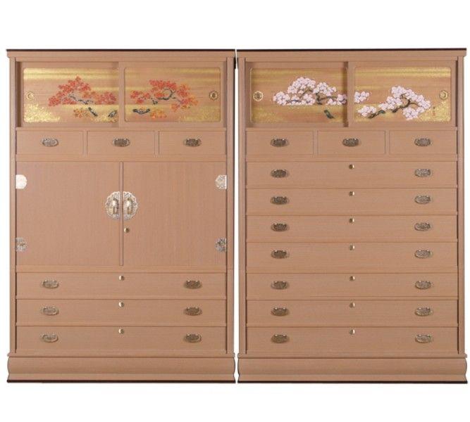 名古屋桐箪笥 | 伝統的工芸品 | 伝統工芸 青山スクエア