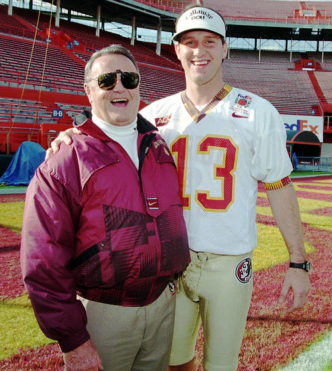 Bobby Bowden & Danny Kanell