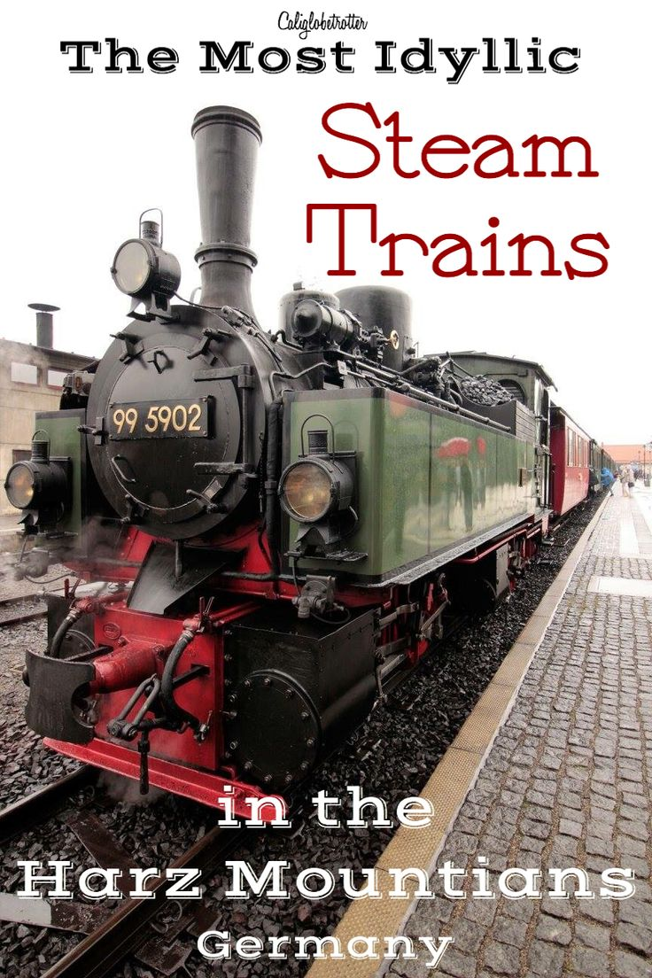 The Most Idyllic Steam Trains in the Harz Mountains, Germany - California Globetrotter (12)
