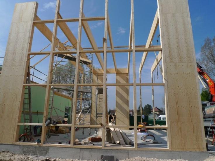 Saint aubin des bois - Anglade structure bois ...