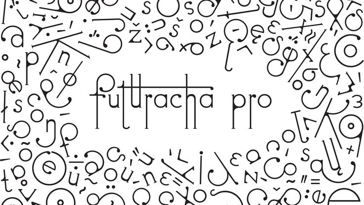 Futuracha Pro - Finally, you can type. The quirkiest font, magically readjusting as you write, is live now on Indiegogo! Love & share: https://goo.gl/fbJNCV Special Futuracha-inspired perks are awaiting!  #typography #design #font #typeface #futuracha #graphic_design #futura #display