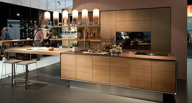 Eurocucina 2014 | TEAM 7