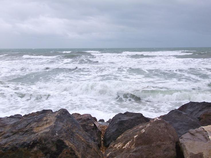 Barton On Sea CoastLine