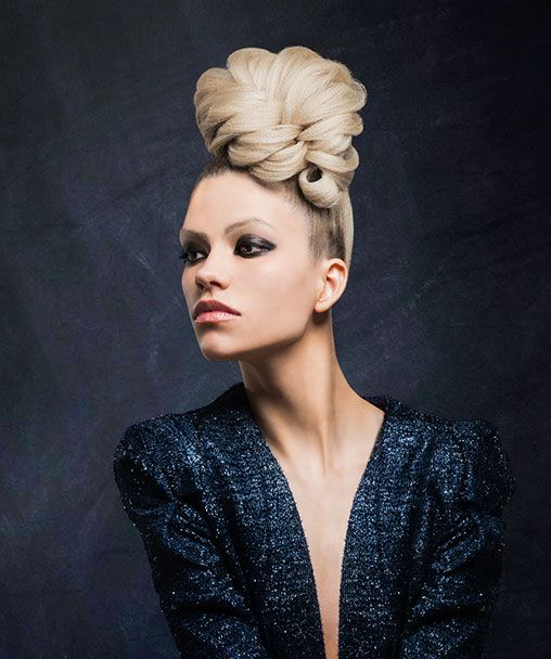 754 Best Avant Garde Fantasy Hairstyles Images On