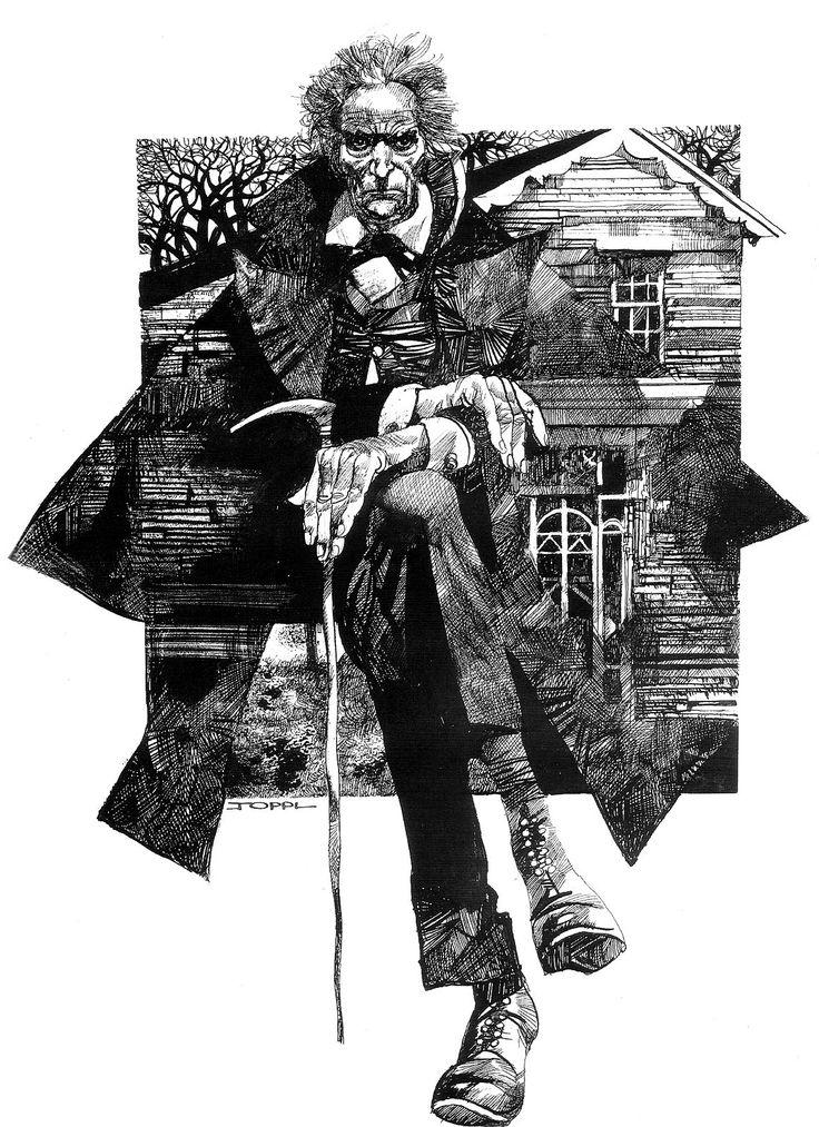 Sergio Toppi, Bab el Ahlam, 2003 Fra gli scomparsi del mondo del fumetto in questo 2012, il meno strettamente fumettista e più illustre-illustratore è stato Sergio Toppi (Milano, 1932-2012), uno dei pochi autori nazionali (con i già scomparsi Battaglia, Pratt, Crepax) a essere riconosciuto e amato a livello mondiale come uno dei grandi sperimentatori e rivoluzionatori del fumetto d'arte del Novecento. Nel cinquantennio abbondante della sua carriera, Toppi ha lavorato inizialmente come…