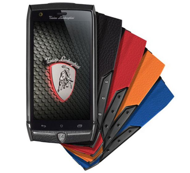 Any Lamborghini fans around here? Check out the 88 Tauri, an exclusive high-end luxury smartphone, made by Tonino Lamborghini.