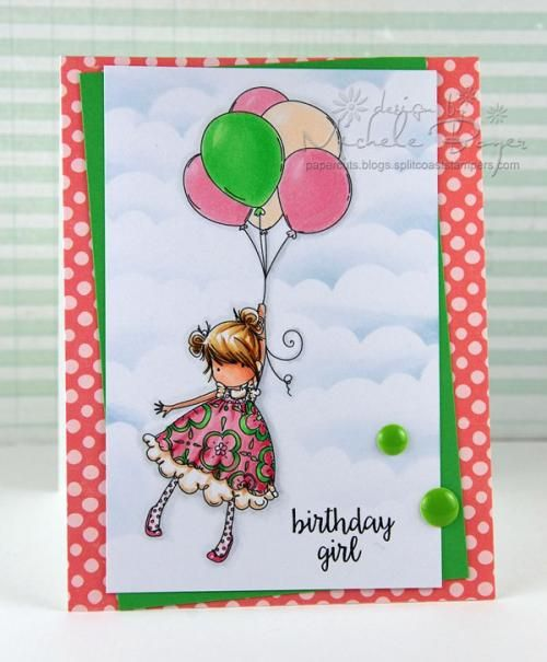 New Stamping Bella – Tiny Townies and a Chance to Win!