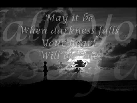 """(Enya - May It Be) """"You walk a lonely road"""". Grief after infant loss can be one of the loneliest roads anyone can walk."""