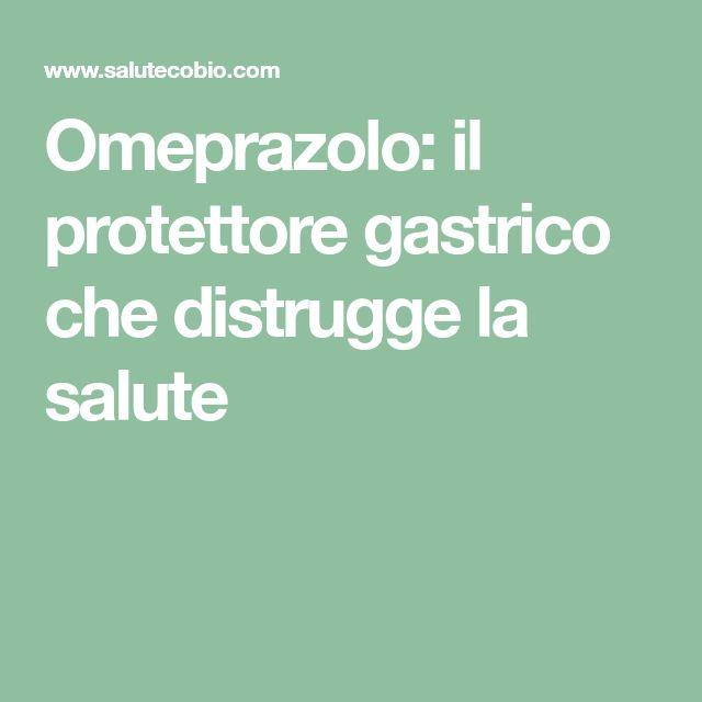 MPOWER/// Omeprazolo: il protettore gastrico che distrugge la salute