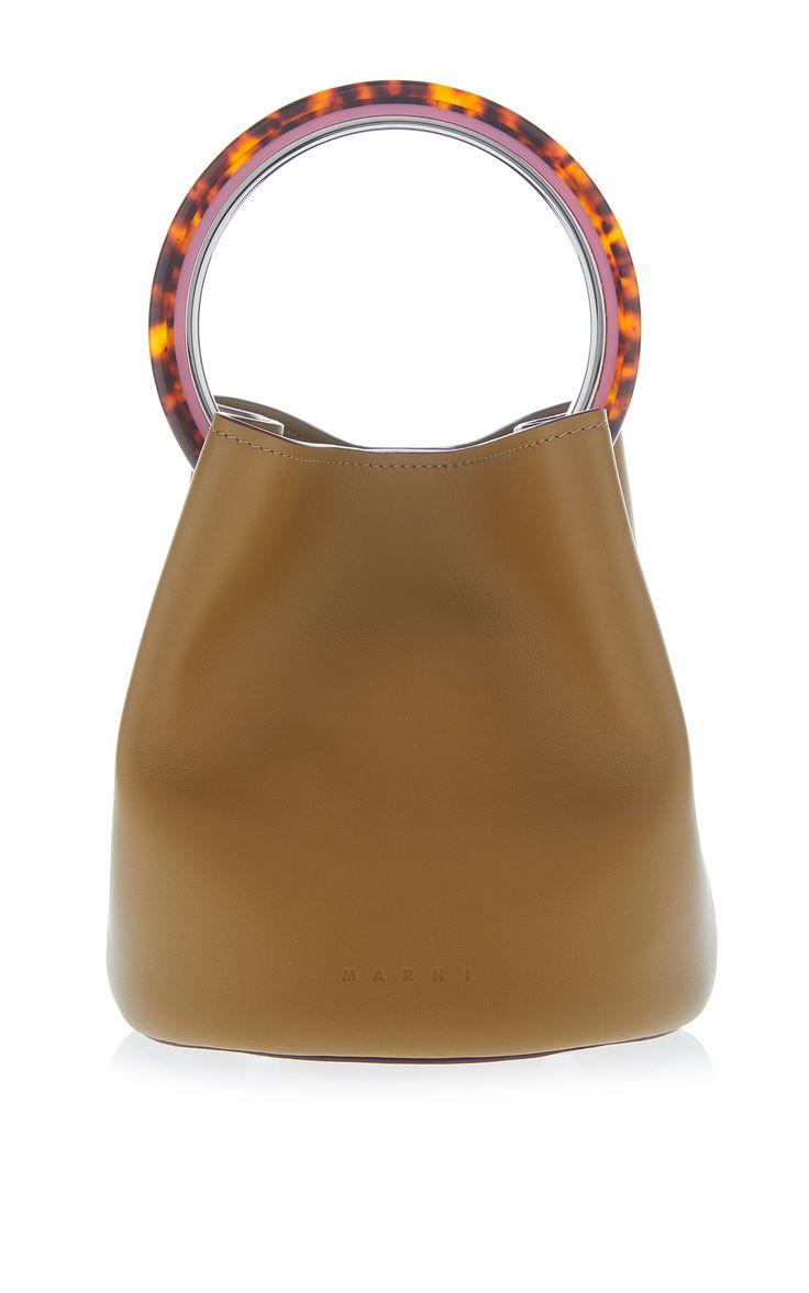 Small Top Handle Bag by MARNI