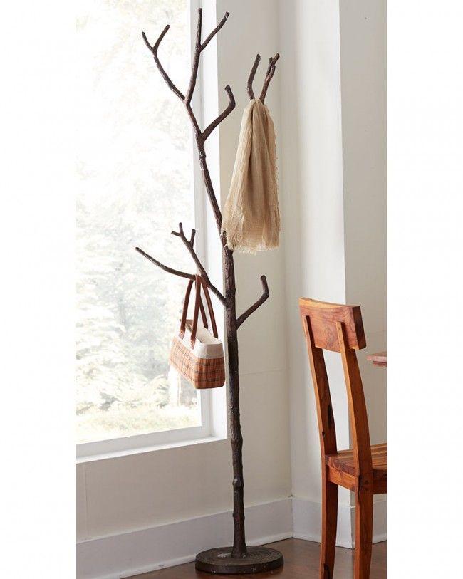 best 25 coat tree ideas on pinterest diy coat rack hat hanger and tree coat rack. Black Bedroom Furniture Sets. Home Design Ideas