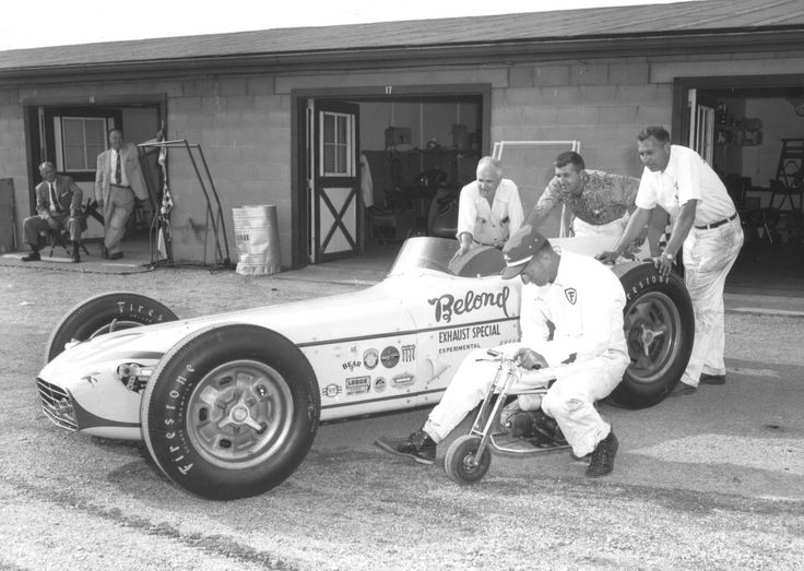 1958 Sprint Car Vintage Race Car Paul Doody Special: 17 Best Images About A.J.Watson Indy Roadsters On