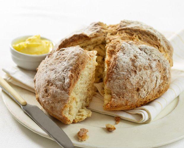 Irish Soda Bread by Mary Berry - Great British Bake Off Judge