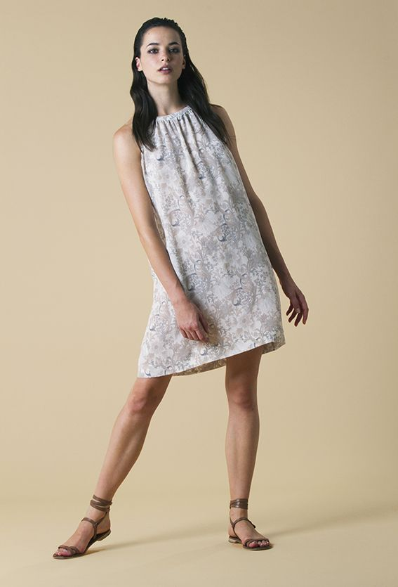 Dress Audrey. #SS16 www.quelle2.it